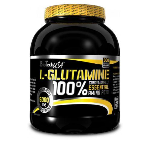 100% L-Glutamine - 500 g | Aminosav