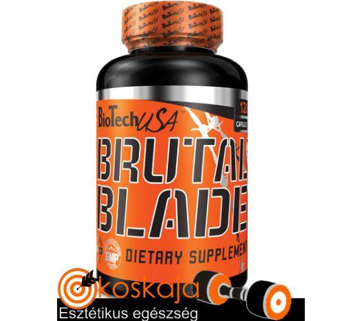 Brutal Blade - 120 kapszula   zsírégető