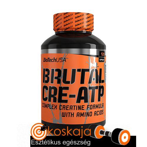 Brutal Cre-ATP   Kreatin