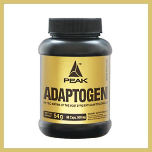 Adaptogen - 60 kapszula   Ergogén, teljesítményfokozó