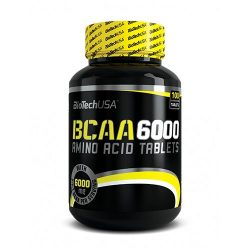 BCAA 6000 - 100 tabletta | Aminosav