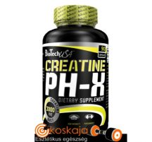 Creatine pH-X - 90 kapszula | Kreatin
