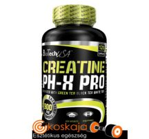 Creatine ph-X Pro - 120 kapszula | Kreatin