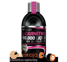 L-Carnitine 100.000 mg Liquid - 500 ml | Zsírégető