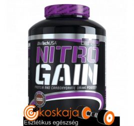 Nitro Gain - 2270 g | Tömegnövelő