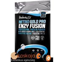 Nitro Gold PRO Enzy Fusion - 500g | Fehérje