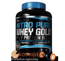 Nitro Pure Whey (Gold) - 2270g | Fehérje