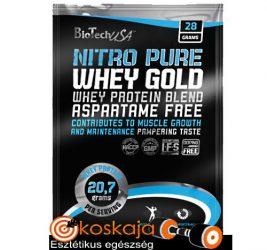 Nitro Pure Whey Gold - 28g | Fehérje