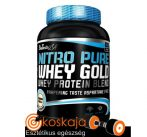 Nitro Pure Whey Gold - 908g | Fehérje