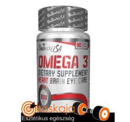 Omega 3 - 90 kapszula | Vitamin