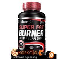 Super Fat Burner - 120 tabletta | Zsírégető