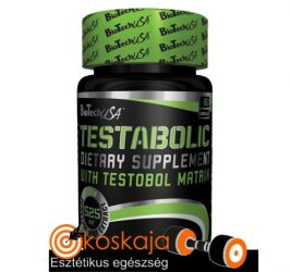 Testabolic | Tesztoszteronszint fokozó