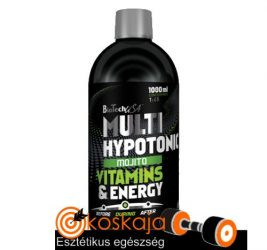 Multi Hypotonic Drink 1:65 - 1000 ml (multivitamin szörp sportolóknak) | Vitamin