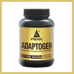 Adaptogen - 60 kapszula | Ergogén, teljesítményfokozó