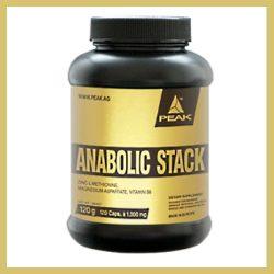Anabolic Stack - 120 kapszula | Tesztoszteronszint fokozó