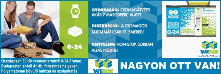 Webox - NAGYON OTT VAN!
