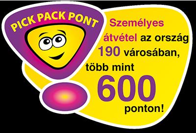 Pick Pack Pont - Hozzák, viszed