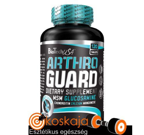 Arthro Guard - 120 tabletta | Ízületjavító