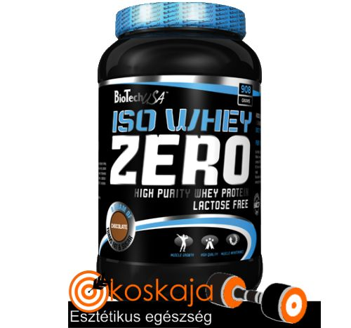 Iso Whey ZERO Lactose Free - 908g | Fehérje