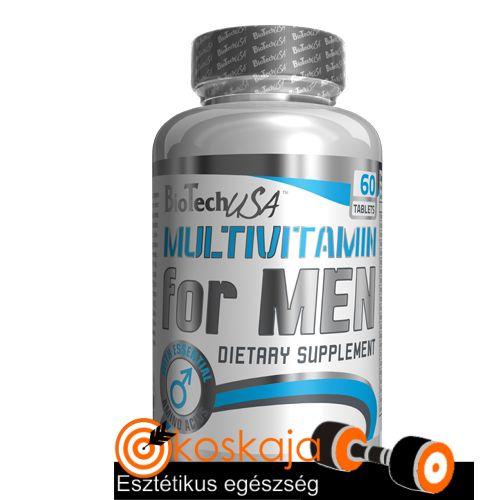 Multivitamin for Men - 60 tabletta | Vitamin