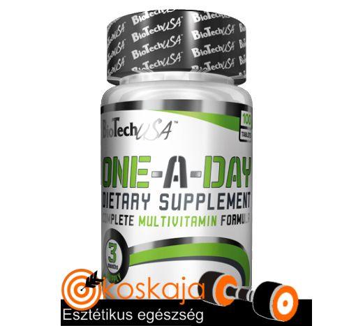 One-A-Day - 100 tabletta (multivitamin irodistáknak) | Vitamin