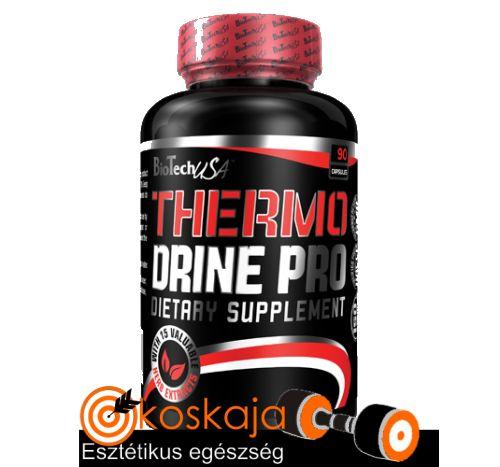 Thermo Drine Pro - 90 kapszula | Zsírégető