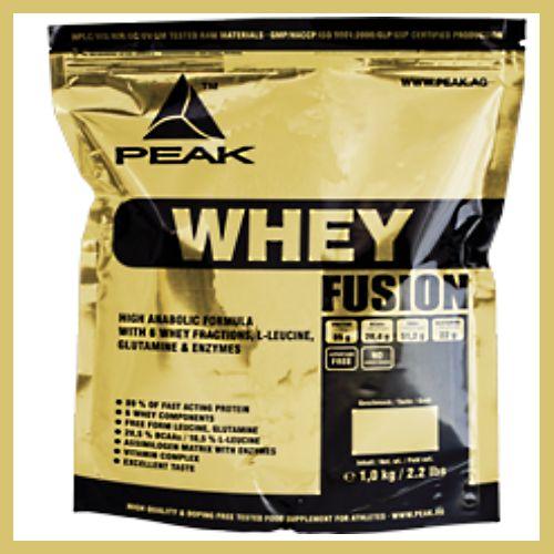 Whey Fusion - 1000g | Fehérje + Beta Ecdysteron