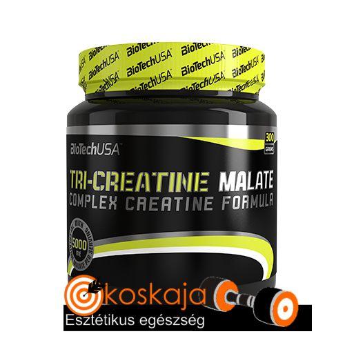 Tri Creatine Malate - 300 g | Kreatin